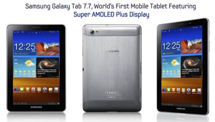 1e258fe2f4750b Samsung P6800 Galaxy Tab 7.7 Price in Malaysia, Specs   Review ...