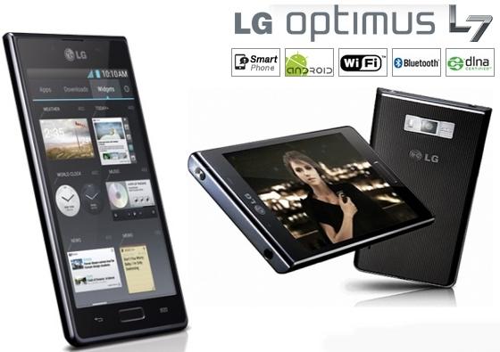 LG Optimus L7 P700 Price in Malaysia & Specs