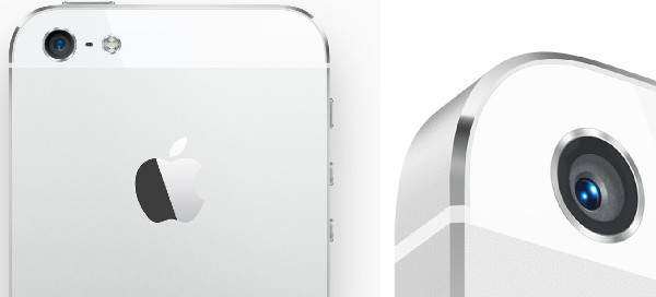 Rumours: Apple iPhone 5S getting a 12MP camera?