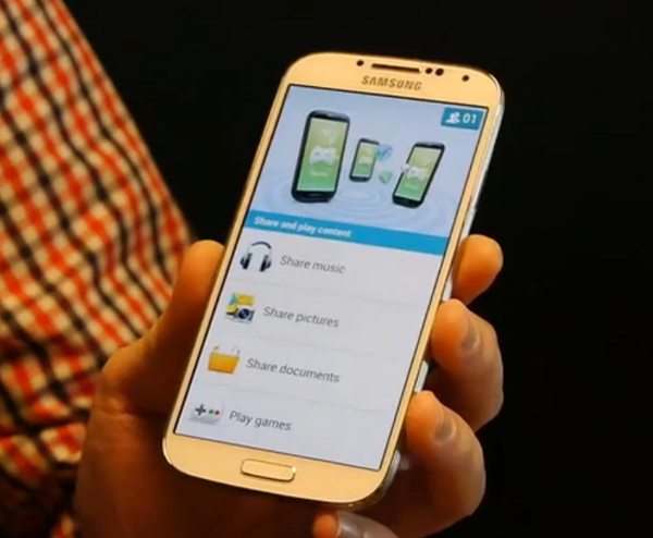 Samsung Galaxy S4 / S IV Group Play sees some more Action!