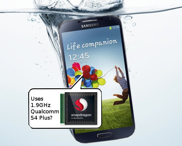 Rumours: Samsung Galaxy S4 Active has different Tech specs?
