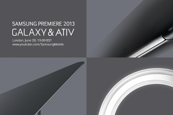Samsung Teasing Something Galaxy or ATIV Related for Samsung Premiere 2013
