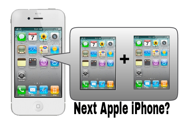 Rumours: Next iPhone Getting 2x Pixels Screen?