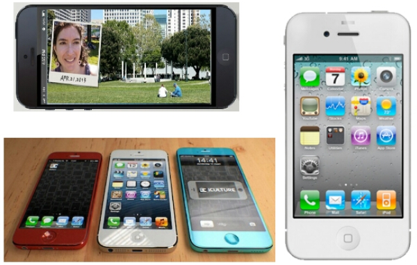 Rumours: Cheaper $99 iPhone, Larger 5.7-inch iPhone and the Next iPhone 5S
