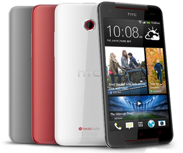 HTC Announce Butterfly S
