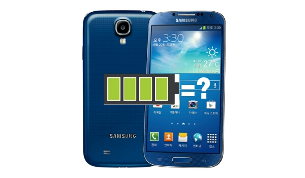Samsung Galaxy S4 LTE-A Battery Benchmarks Appear!