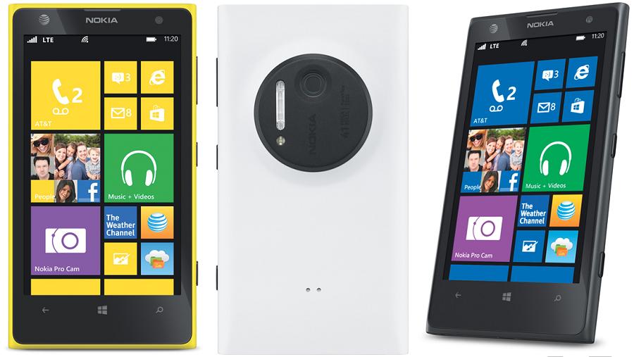 Nokia Lumia 1020 Price Malaysia & Specs