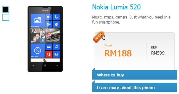 nokia lumia 520 price. celcom nokia lumia 520 cover.jpg price d