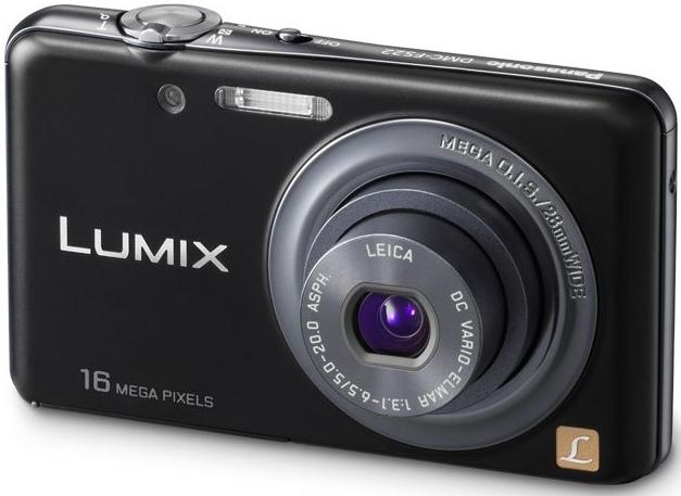 panasonic lumix 8x 16 megapixels manual