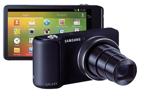Samsung Galaxy Camera (Wi-Fi) Price in Malaysia & Specs | TechNave