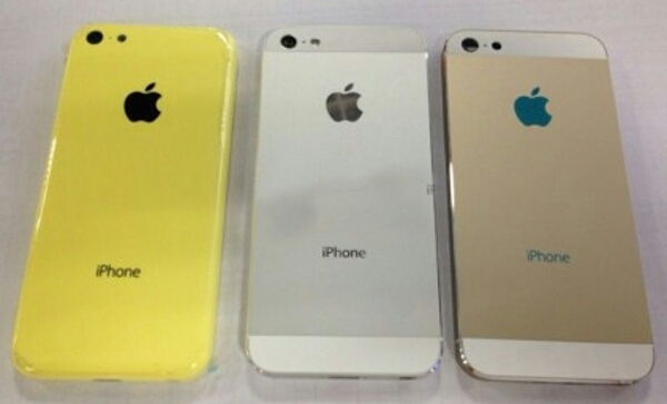 Rumours: Apple iPhone 5S and 5C may sell on 20 September 2013