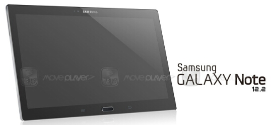 Rumours: Samsung Galaxy Note 12.2 tablet pics leaked