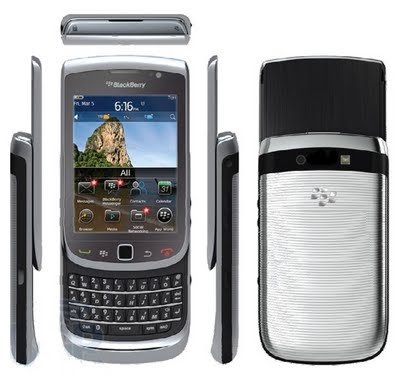 BlackBerry Torch 9810 Preview