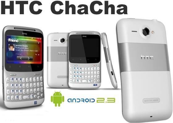 HTC ChaCha specs - PhoneArena