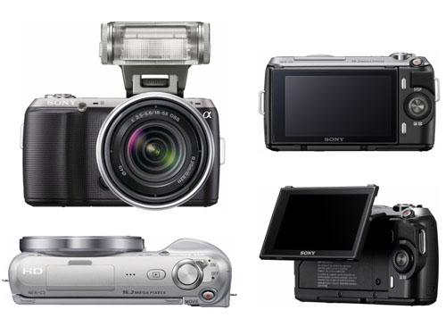 sony alpha nex c3 camera review technave Sony Camera Sony NEX 3 Charger