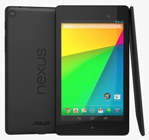 Asus Google Nexus 7 v2 Price in Malaysia & Specs | TechNave