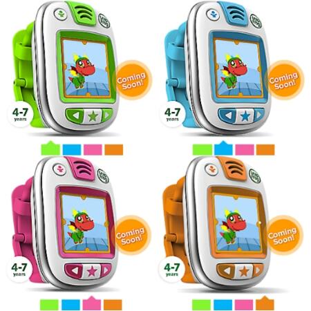 leapfrog smart watch