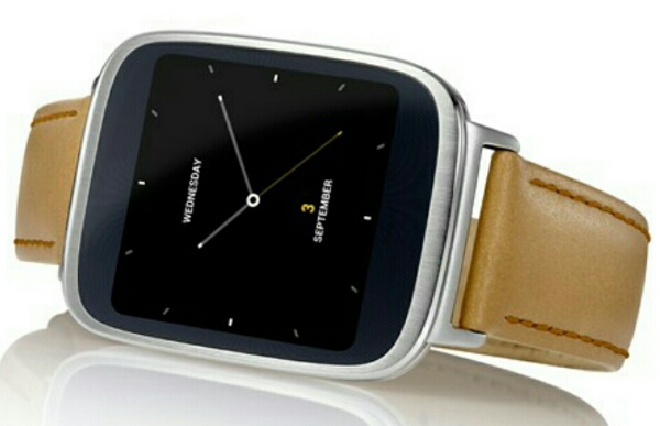 ASUS ZenWatch (WI500Q) officially announced with curved display
