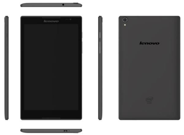 Lenovo Tab S8 announced with 64-bit Intel Atom processor ...