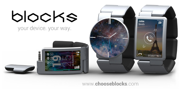 Blocks modular smartwatch coming soon!