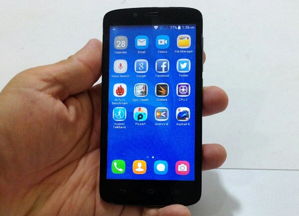 Huawei Honor 3C Lite hands-on video