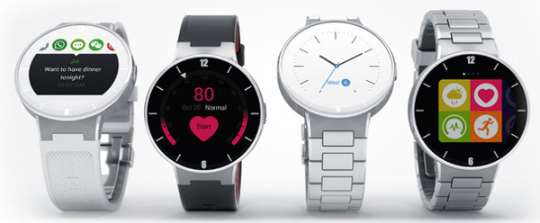 Circular Alcatel OneTouch Watch coming for a smart price?