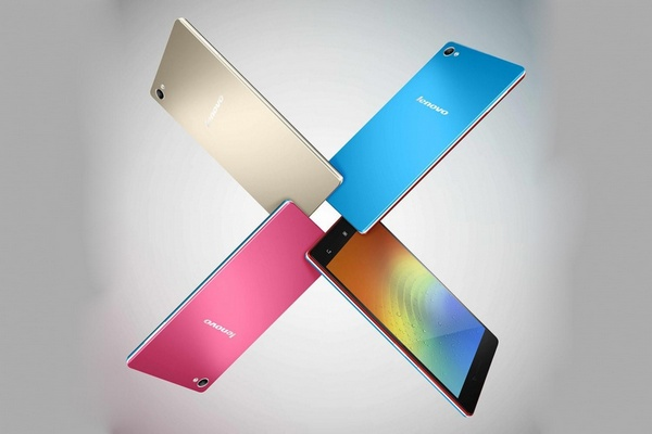 Lenovo unveils the Vibe X2 Pro flagship and a selfie flash accessory at CES 2015