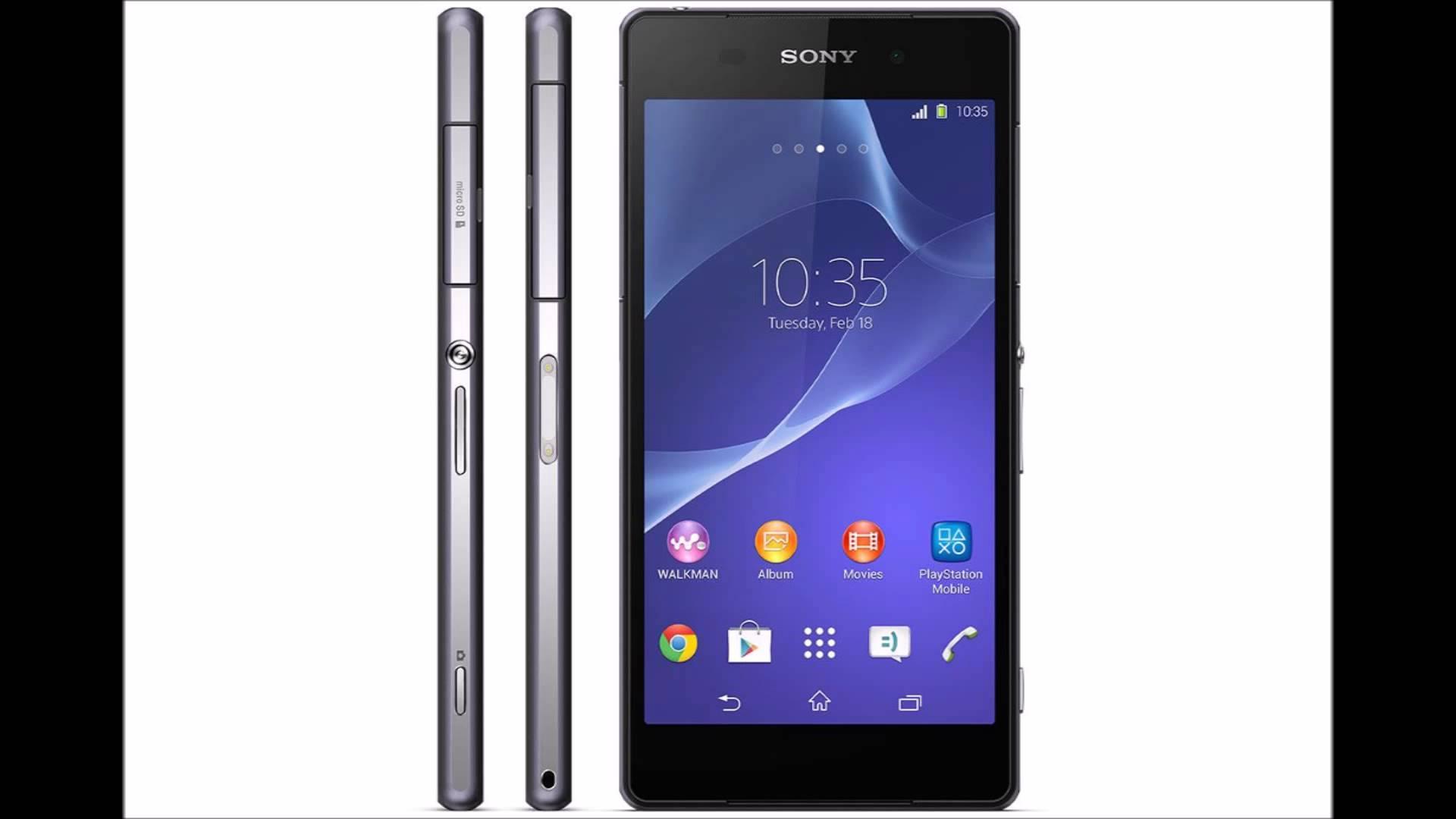Sony xperia e4 - f5a