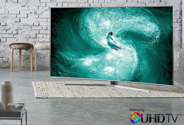 Samsung SUHD TV infographic explains the differences with current FHD TVs