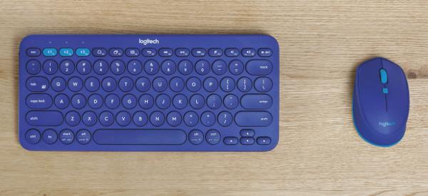 Logitech announces colourful K380 Multi-Device Bluetooth
