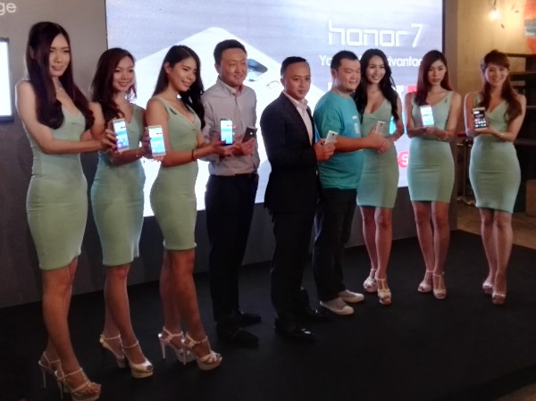 Honor 7 officially announced in Malaysia for RM1399