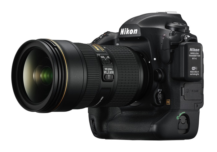 Nikon introduces the D5 and D500 officially at CES 2016