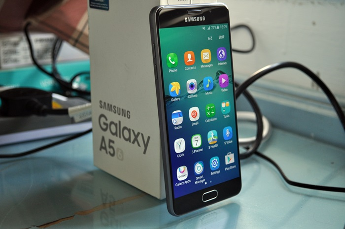 samsung galaxy a5 smartphone review