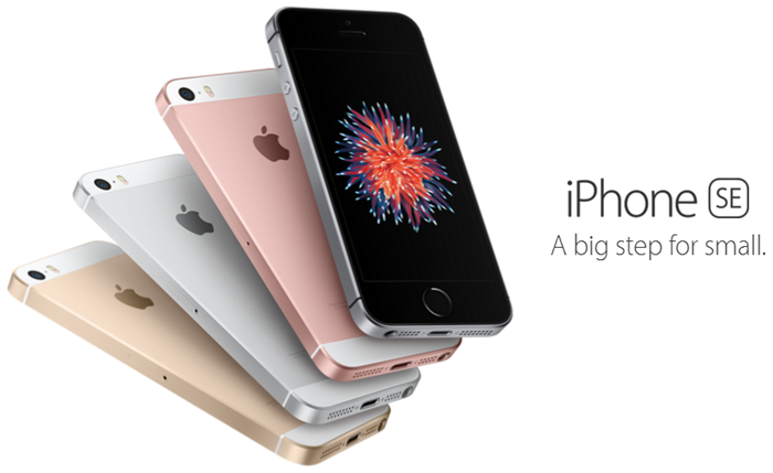 Apple Store (Malaysia) reveals iPhone SE price starting at RM1949 only