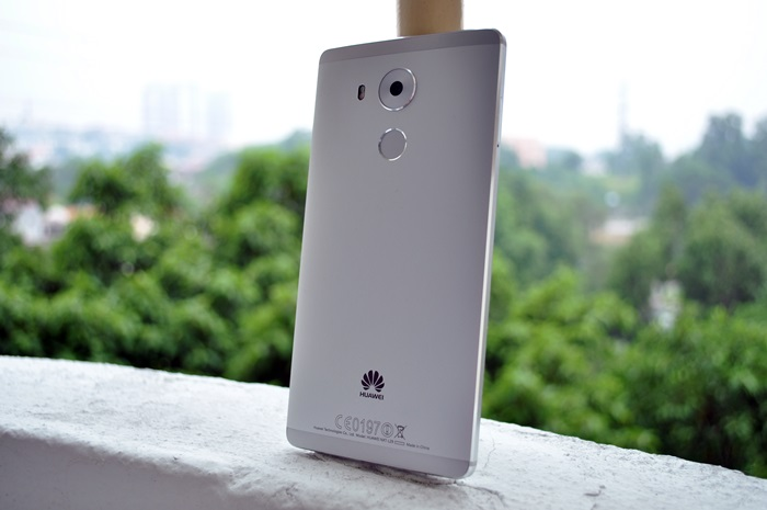 Huawei Mate 8 review - Almost perfect phablet