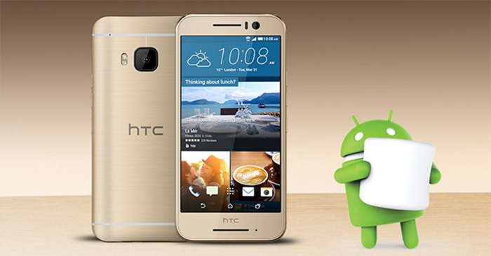 HTC One S9 with 13MP rear camera (OIS) for €500 (around RM1136) in Germany