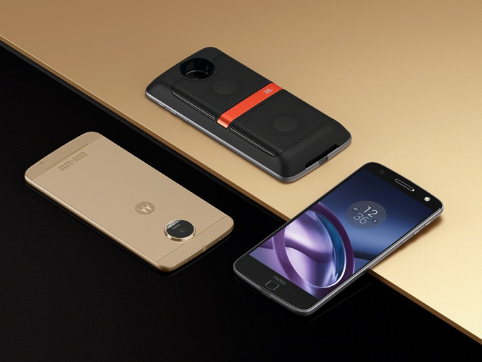 New modular Moto Z and Moto Z Force announced with no 3.5mm headphone jack