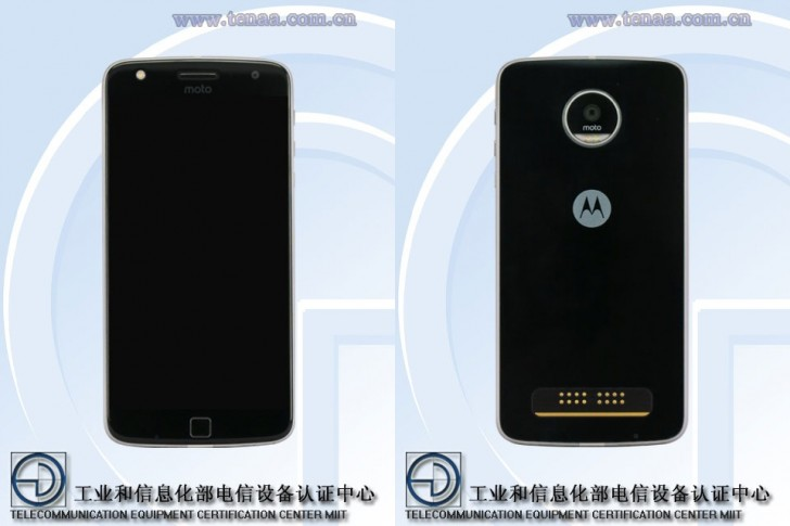 Rumours: Motorola Moto Z Play revealed by TENAA