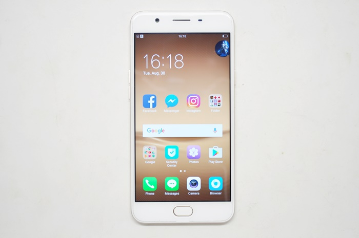 OPPO F1s review - Not only a selfie expert, but a fun one