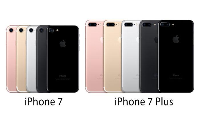 Spesifikasi Iphone 7 dan Iphone 7 Plus Malaysia