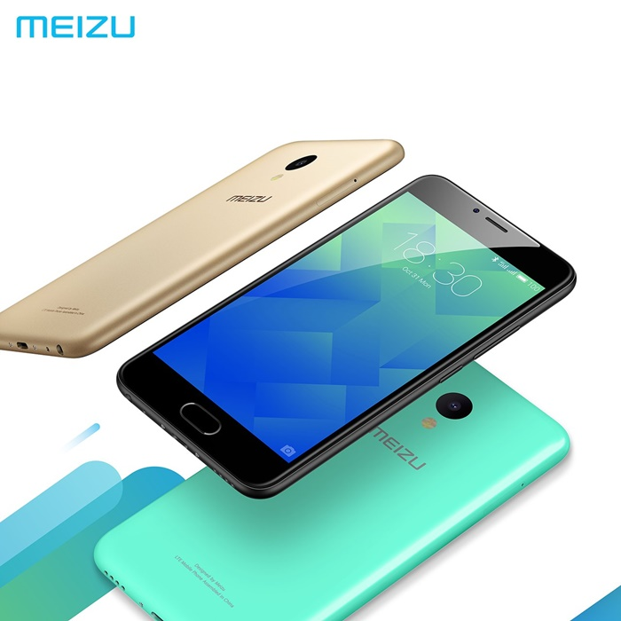 Meizu M5 announced as entry-level phone in China