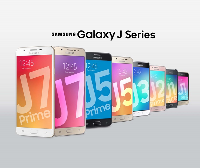 Find your Perfect 'J' with Samsung Galaxy J Series (2016) buying guide!