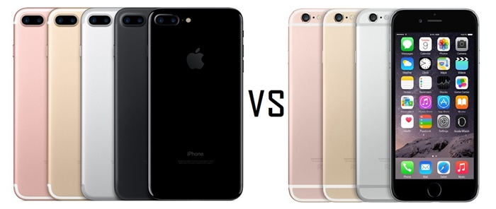 0f3b00a0945 Comparison: Apple iPhone 7 Plus vs iPhone 6s Plus - Is it worth ...