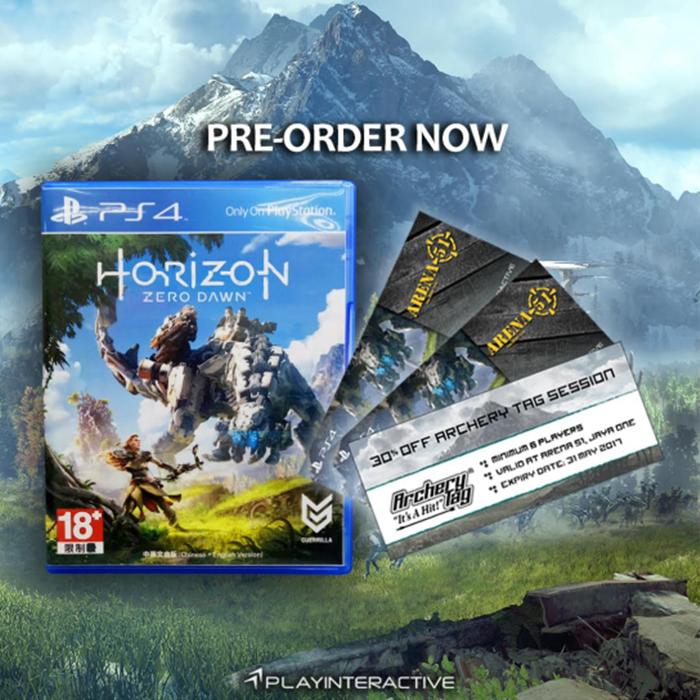 Horizon Zero Dawn Collector's Edition Strategy Guide. paving similar become located formato venta