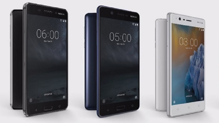 Nokia phones are going global! Nokia 5 and 3 unveiled, along with Nokia 6 Arte Black special edition