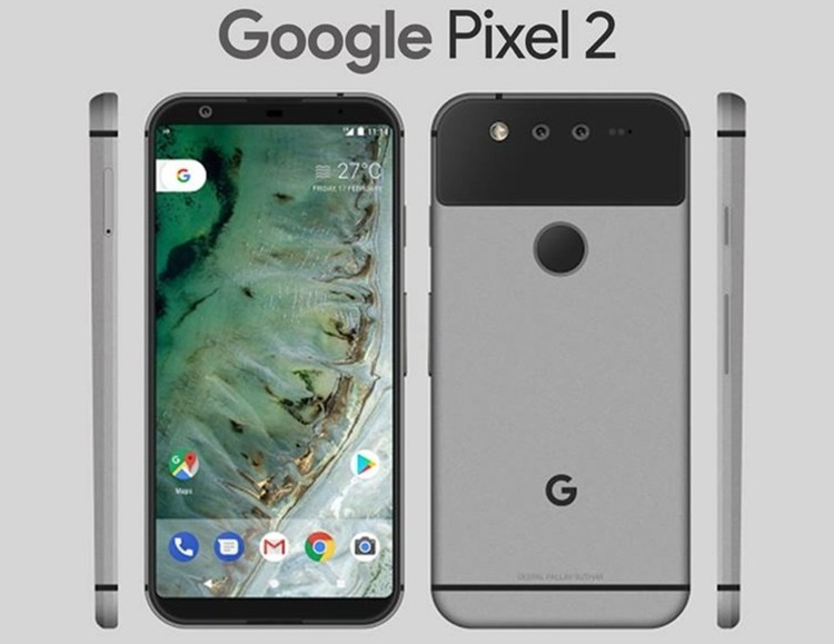 Rumours: Google Pixel 2 to integrate a Snapdragon 836 processor