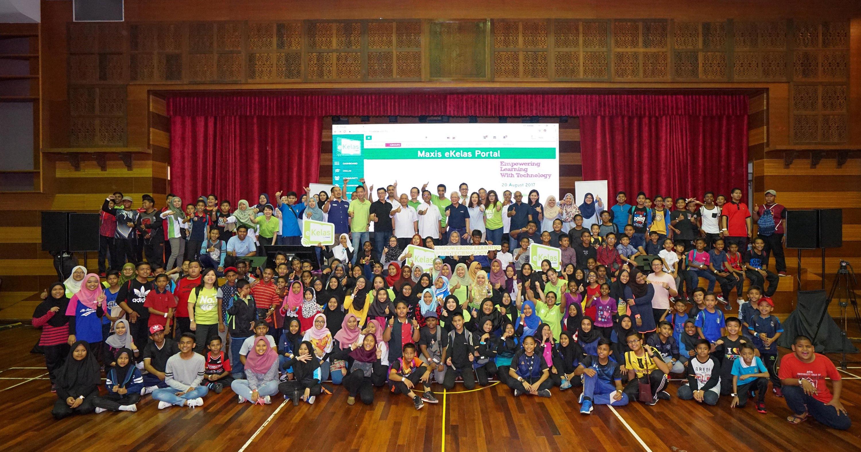 Maxis eKelas Carnival in Putrajaya a success, more digital