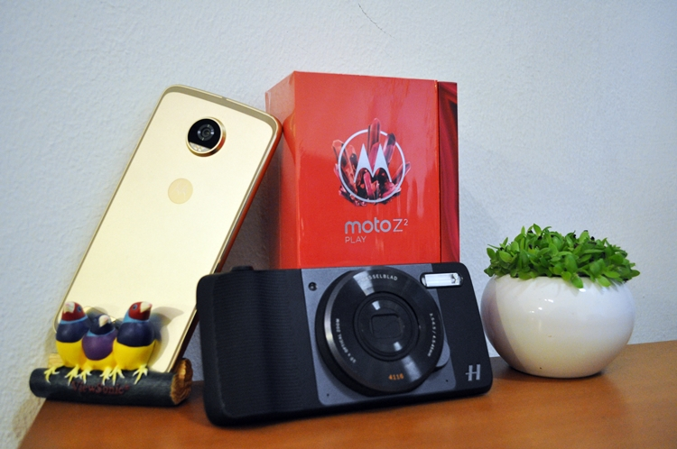 Motorola Moto Z2 Play review - Lighter, better, thinner and improved, but not for everyone