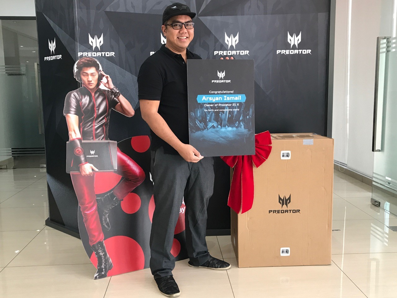 World's most expensive gaming laptop, Acer Predator 21 X has been sold!