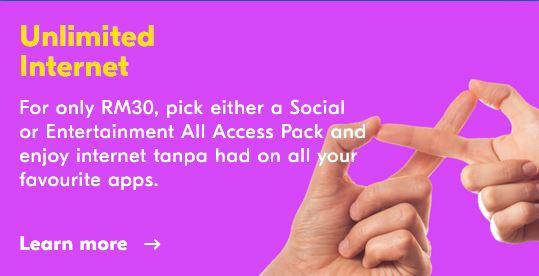 Maxis 4G presents ookyo, a 100% digital internet plan for